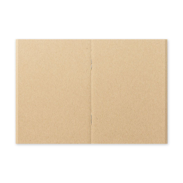 Midori Traveler's Note Passport: 009 Kraft Paper Notebook Refill