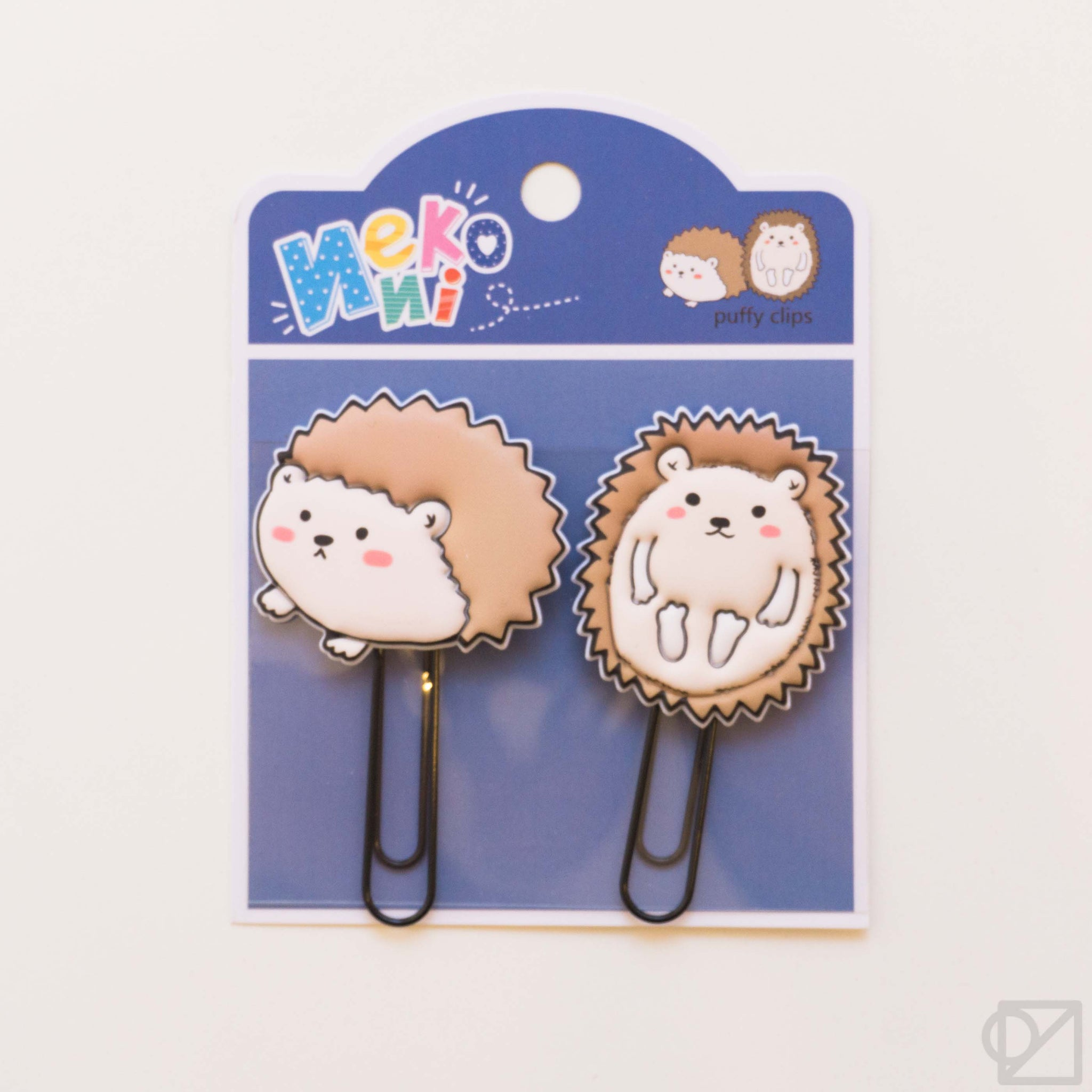 Nekoni Puffy Animal Clips