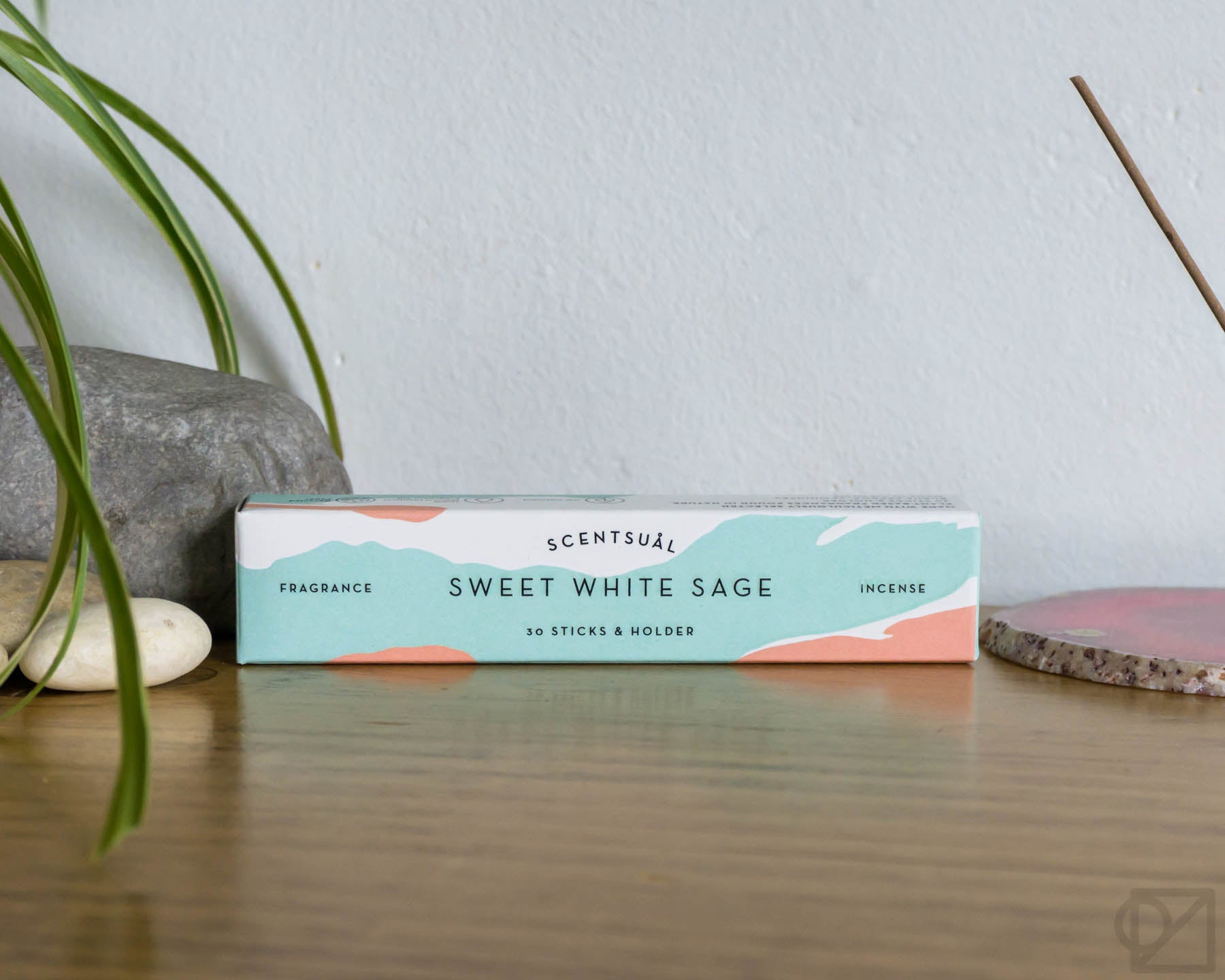 Scentsual Incense Sweet White Sage
