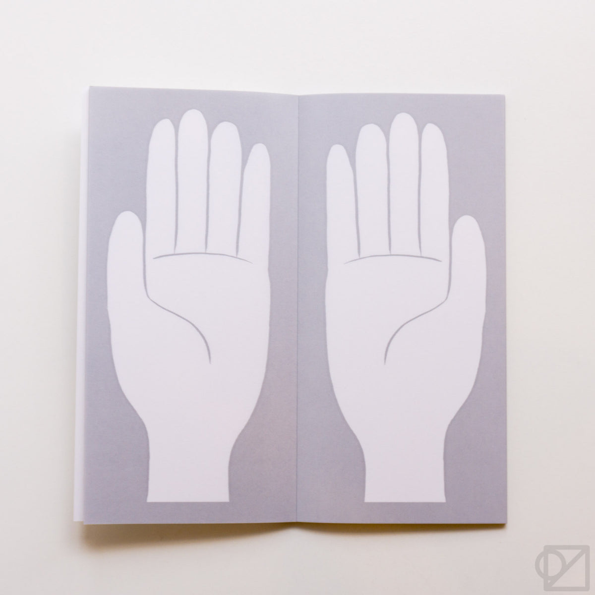 noritake 'Clap Your Hands' Notebook