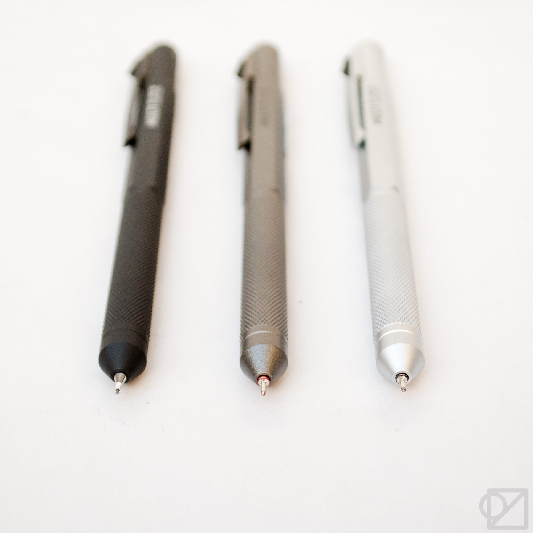 OHTO MULTI-B 2+1 Brass Pen