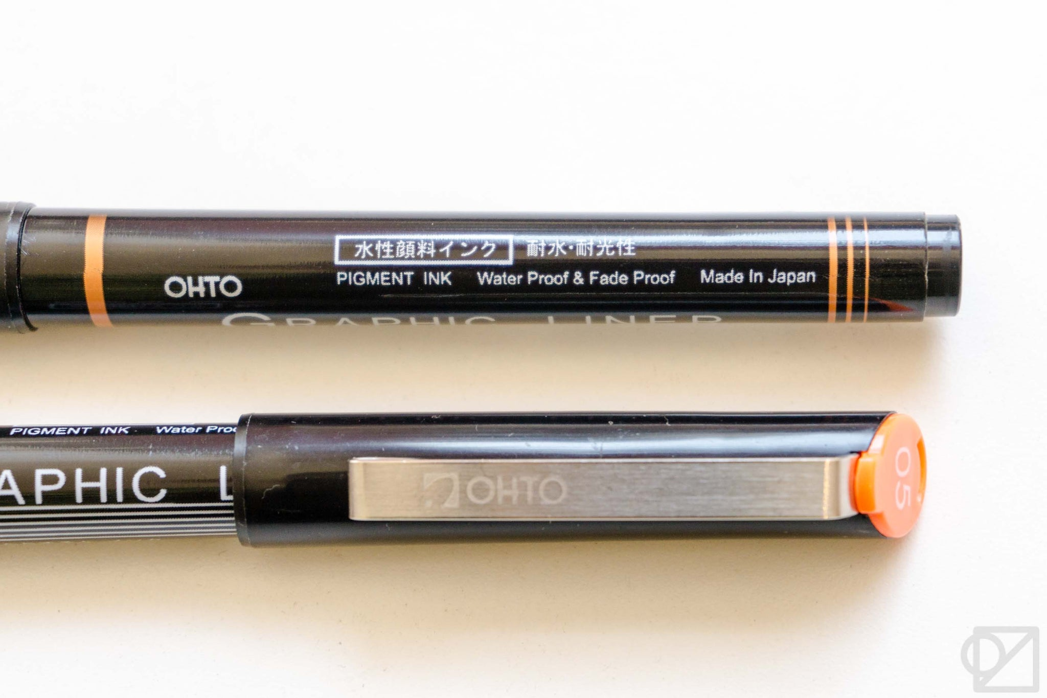OHTO Graphic Liner Drawing Pen Set