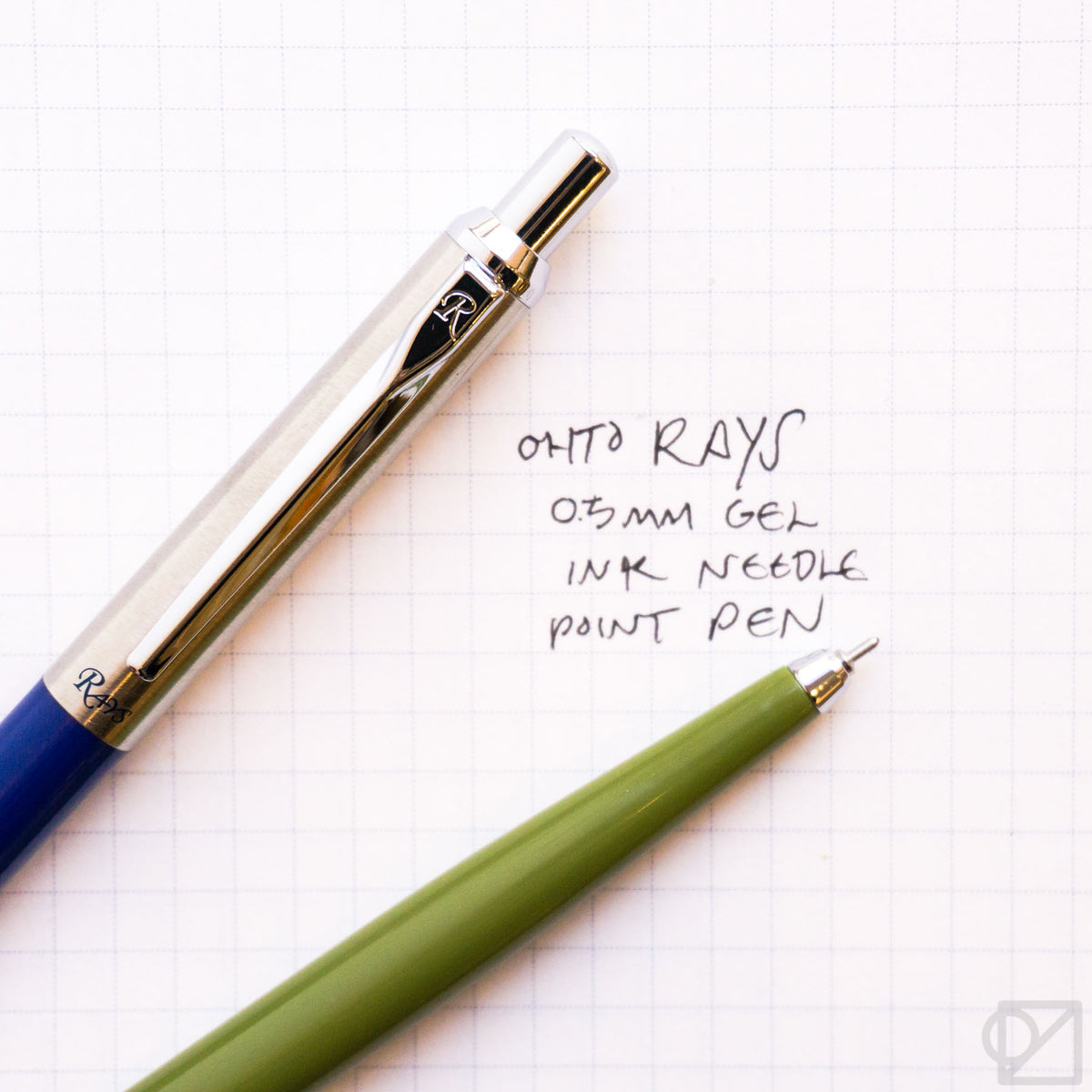 OHTO Rays Flash Dry 0.5mm Gel Pen