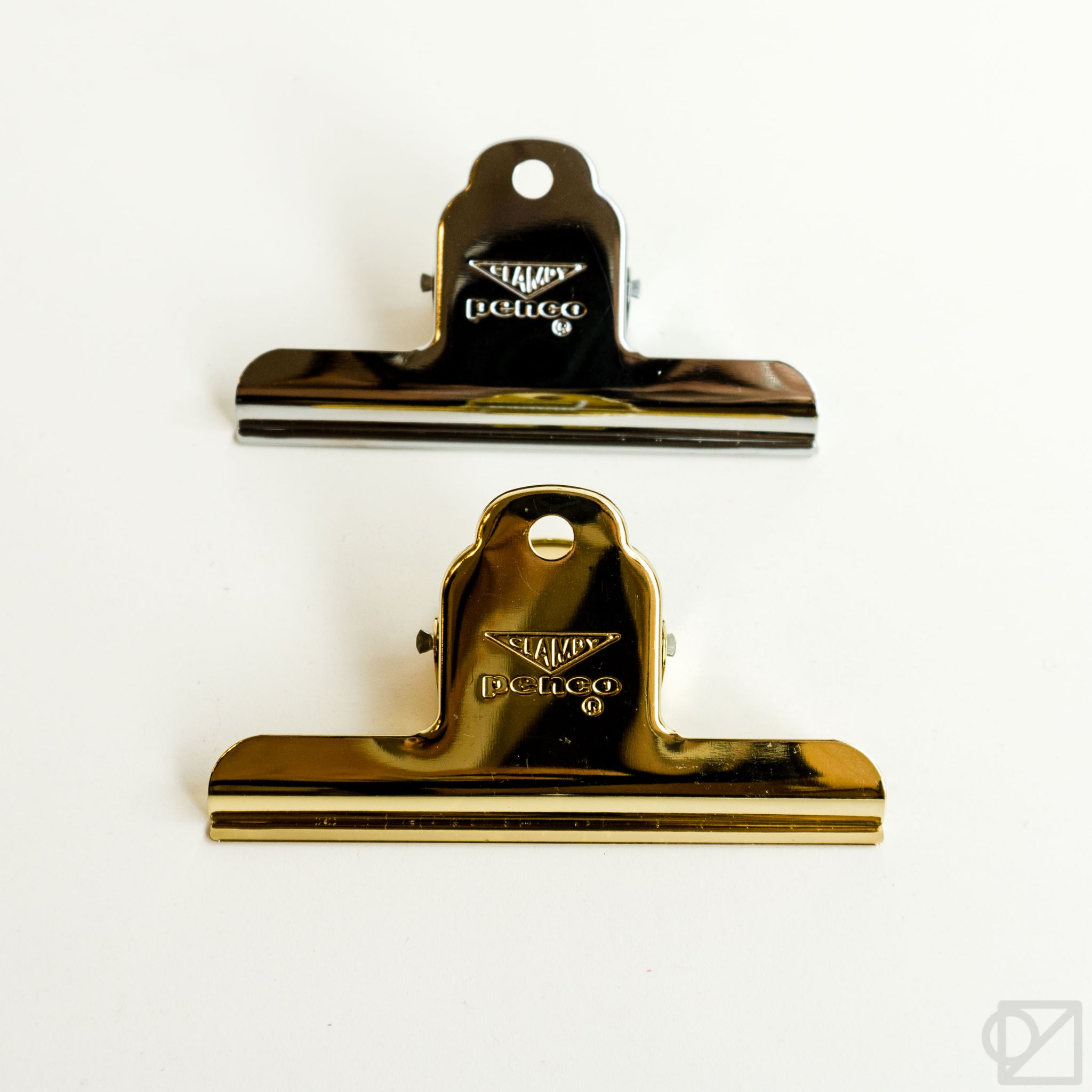 PENCO Clampy Steel Medium Binder Clips