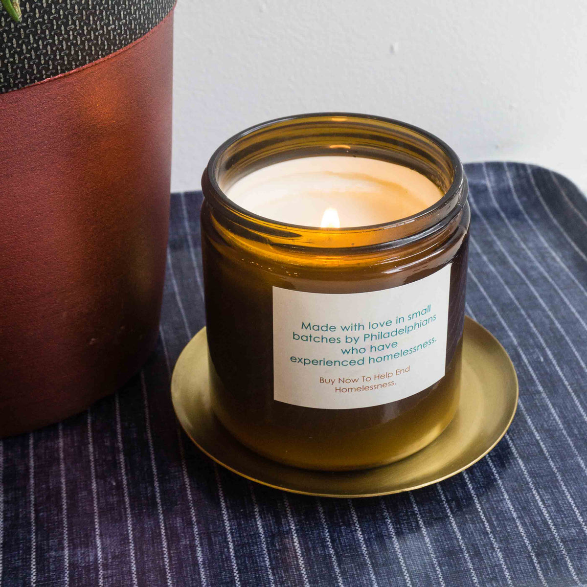 Project HOME Candle By Any Other Name