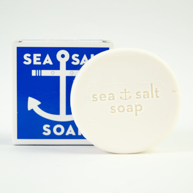 Swedish Dream Sea Salt Soap for oceanside feeling! Housewarming or hostess gift. Kala Soap at Philadelphia gift store Omoi Zakka Shop