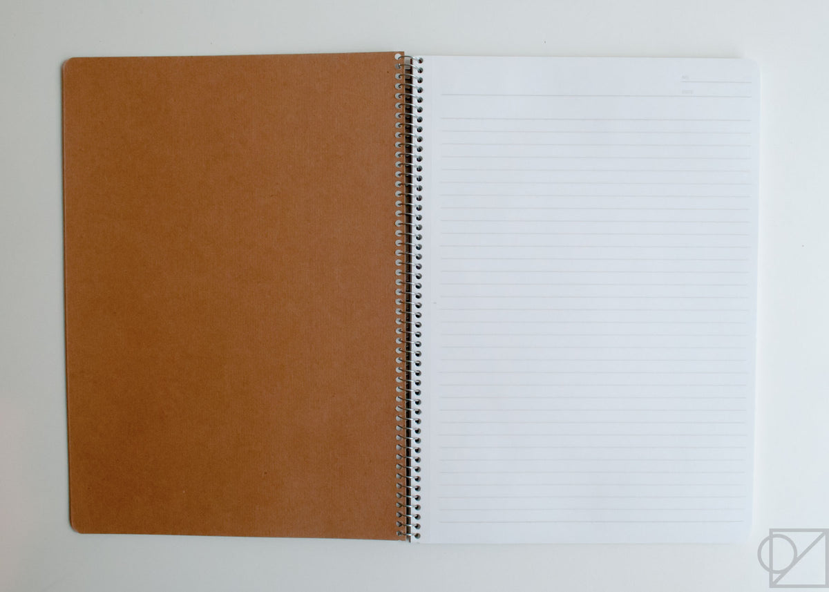 Basic Spiral Ring Notebooks