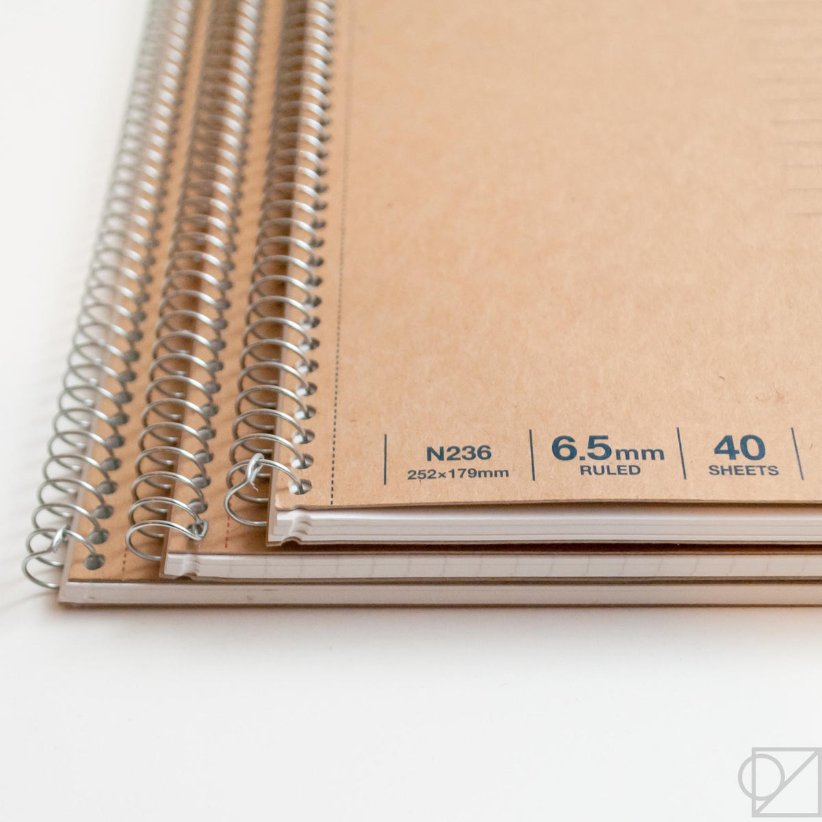 Maruman Basic Spiral Ring Notebooks