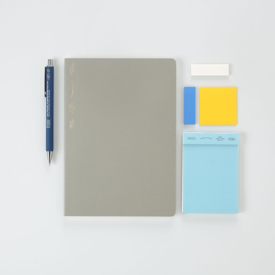 STALOGY Limited Edition 1/2 Year Editor's Notebook A5