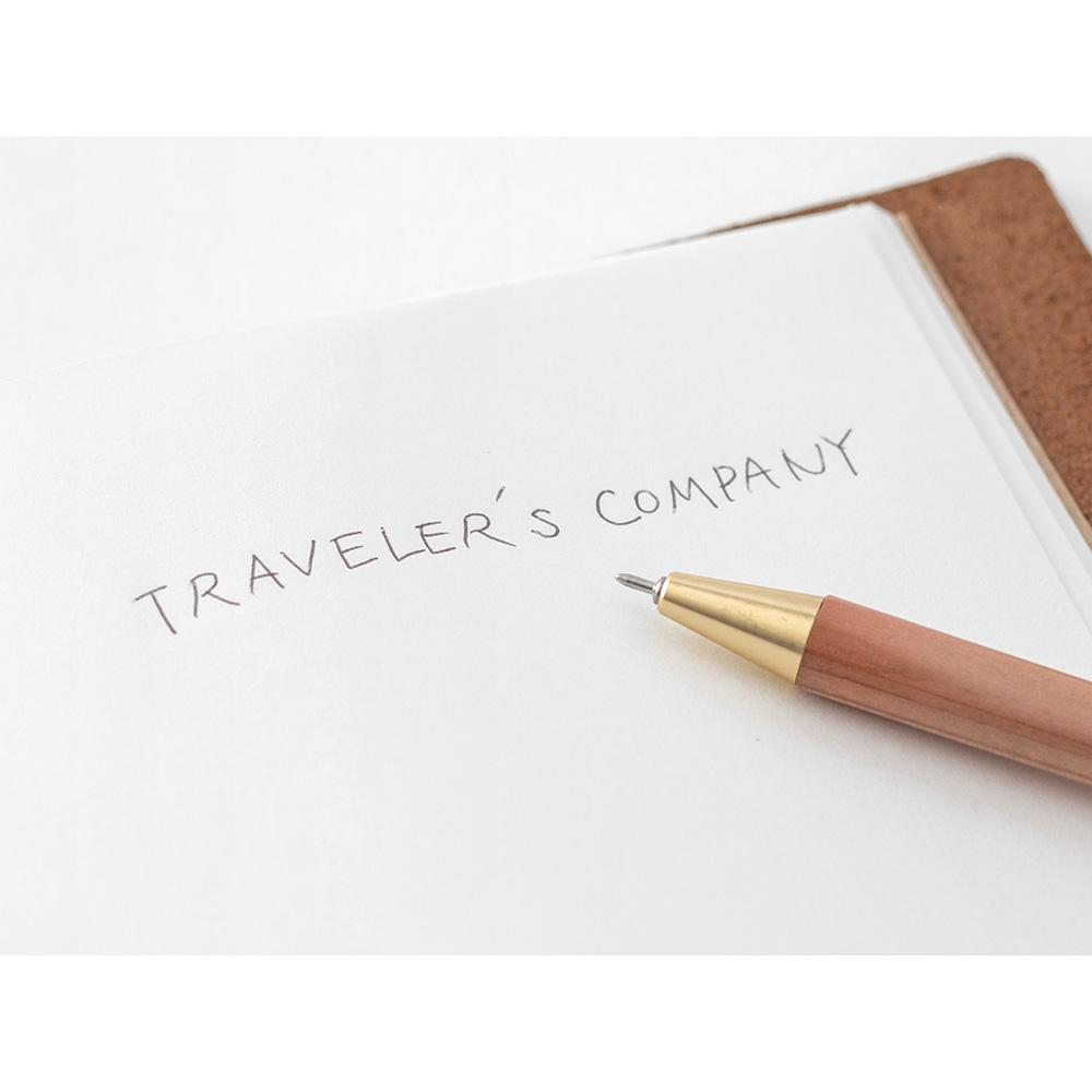 TRAVELER'S Company Factory Green Edition Ballpoint Pen