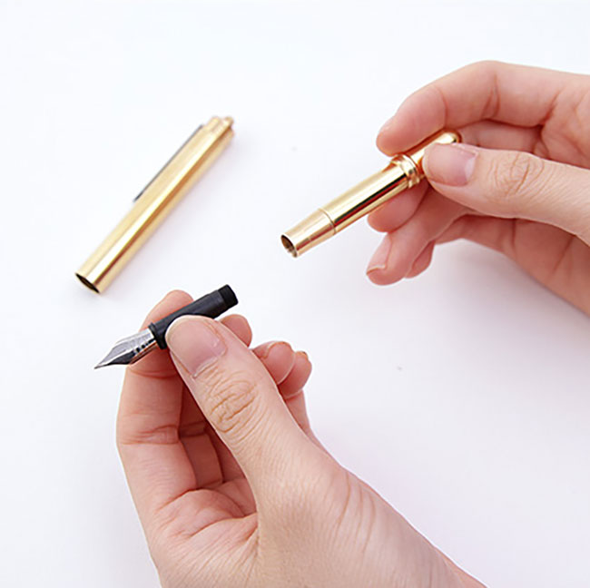 TRAVELER'S Company Fountain Pen Replacement Nib