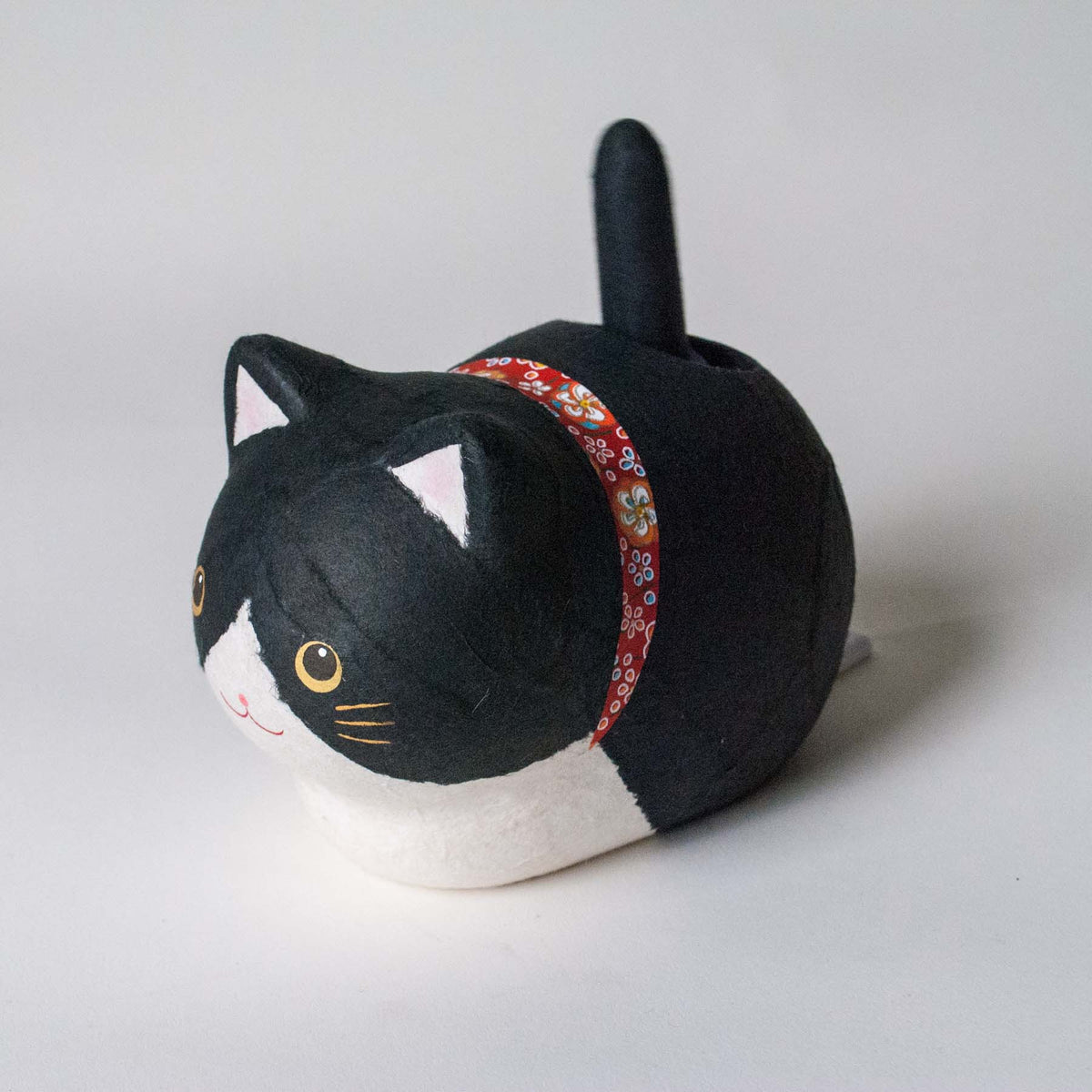 Kyoto Washi Solar Cat Health Black