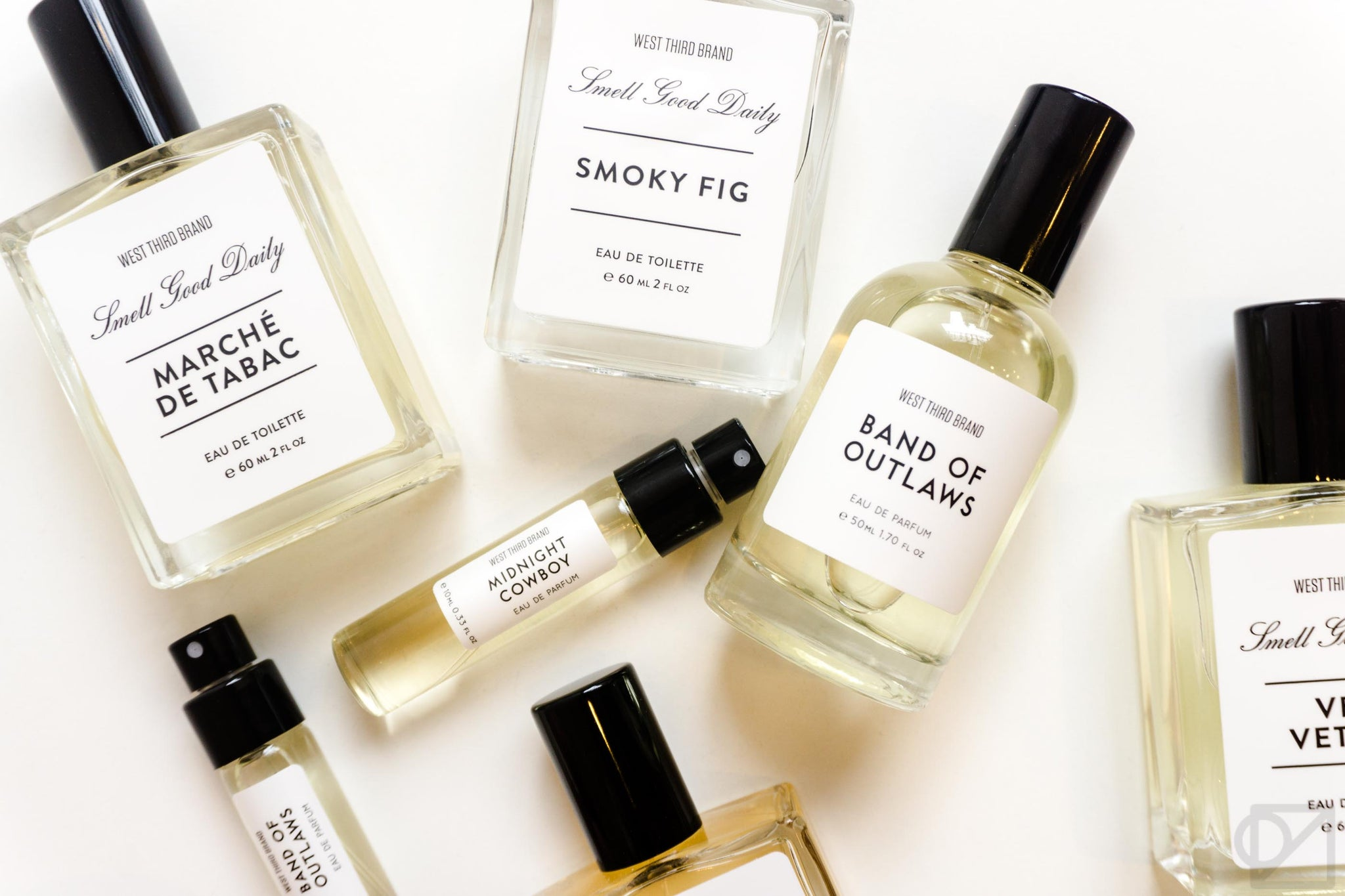 Smell Good Daily Tonic: Voyage d'Tabac