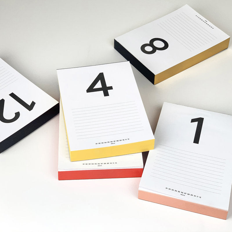 Page-A-Day Calendar Pad