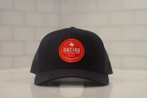 Classic Snapback - Black + Red