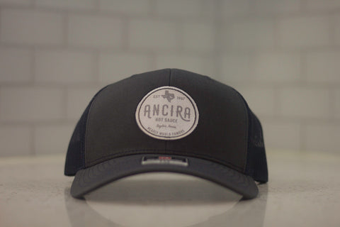 Classic Snapback - Navy + Charcoal