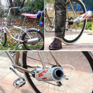 FenderGear™️ Bicycle Exhaust Pipe