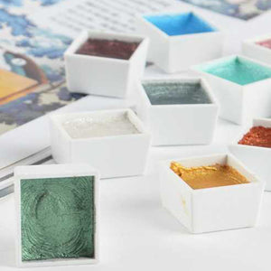 Craftric™️ Metallic Water Color Painting Kit
