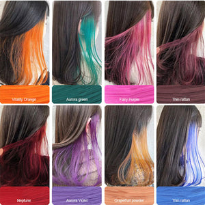 EZ Hair Clip-on Colored Highlights