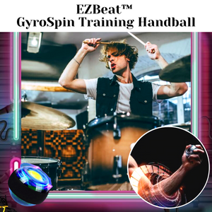 [PROMO 30% OFF] EZBeat™ GyroSpin Training Handball