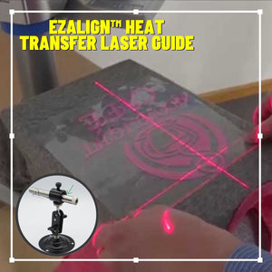 EZAlign™ Heat Transfer Laser Guide