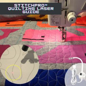 [PROMO 30% OFF!] StitchPro™ Quilting Laser Guide