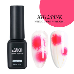 EZBloom Flower Nail Gel