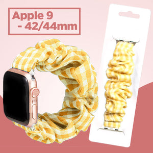 Scrunchie Watch Strap