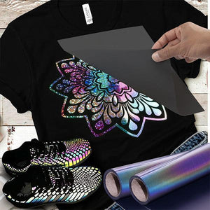 [PROMO 30% OFF] Hologramsy™ Heat Transfer Vinyl