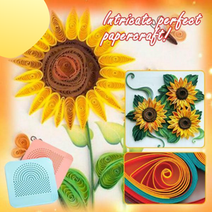 [PROMO 30% OFF] Easy Paper Quilling Board