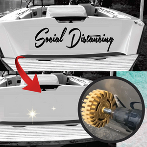 [PROMO 30% OFF] MasterWheel™️ Boat Decals Remover