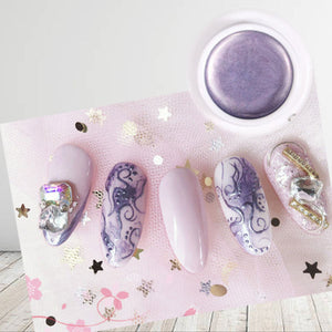 NailDeco+ Metallic Nail Art Gel