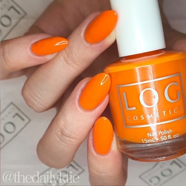 Katie @thedailyktie talks about her favourite LOG Cosmetics Nail Polishes Pt1