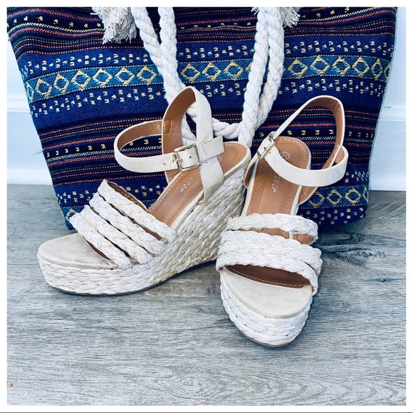 FABULOUS COMFORTABLE WEDGES - Shop Evelyne