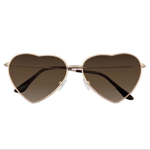 SUMMERS HOTTEST TREND HEART SUNGLASSES - Shop Evelyne