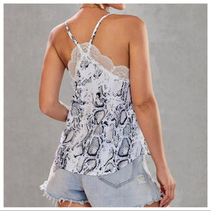 BEAUTIFUL CHIC LACE CAMI TANK - Shop Evelyne