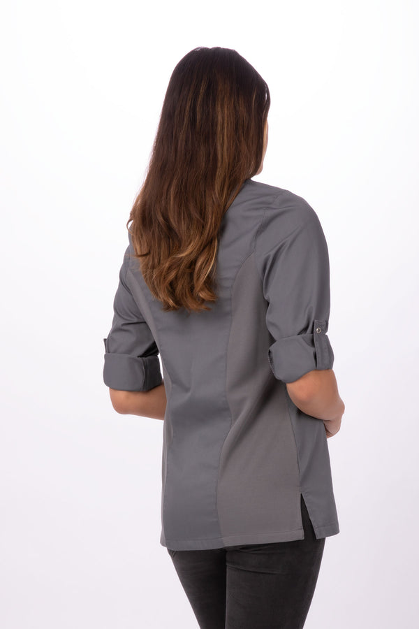 Lansing Women's Chef Coat