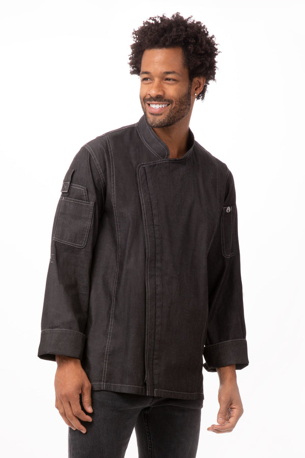 Gramercy Denim Chef Coat