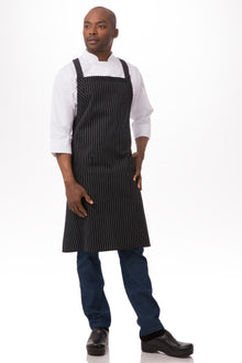 Cross-Back Bib Apron