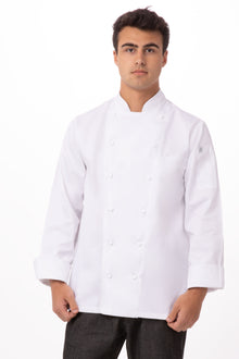 Monza Executive Chef Coat