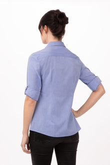 Modern Chambray Women's Shirt