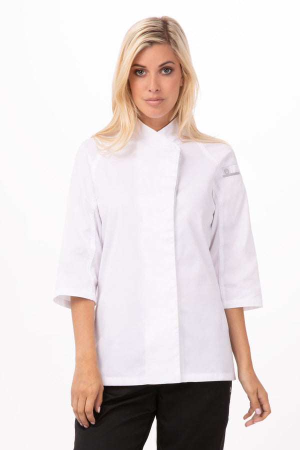 Verona V-Series Chef Coat