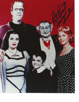 Pat Priest Munsters Authentic Signed Autograph 8x10 UACC Dealer