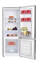 Load image into Gallery viewer, Compact Smart Frost Thor Fridge Freezer T65514MSFX