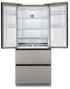 T9399FDSKINOX Thor Appliances American Style French Door Fridge Freezer