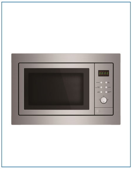 T22925INTSS 900W Thor Appliances Integrated Microwave