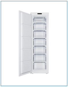 T13FZEMBI Thor Appliances Built In Tall Freezer