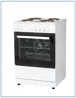 Load image into Gallery viewer, T06E1S1W 60cm Thor Single Cavity Cooker