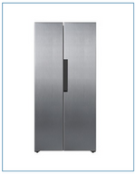 Load image into Gallery viewer, T9466SKSS Thor Appliances American Style Fridge Freezer