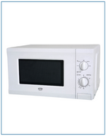 Load image into Gallery viewer, T22721PMSW Thor Appliances Microwave 700W White